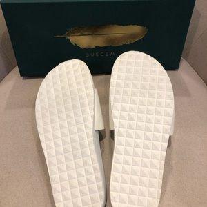 Buscemi Shoes - BUSCEMI feather sandals